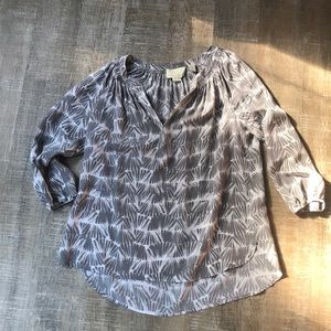 Cynthia Rowley Silk Top